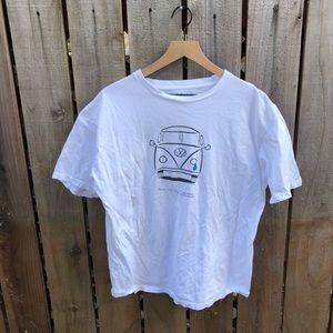 Vintage Volkswagen Jerry Garcia Tribute Shirt